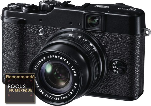Fujifilm X10 test review recommandé