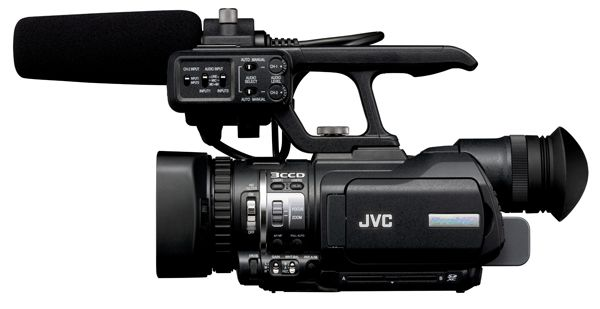 JVC HM150 test review
