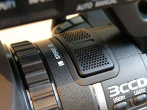JVC HM150 test review micro stéréo