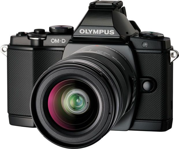 Olympus OM-D EM-5 test review avis