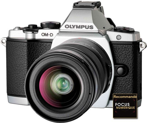 Olympus OM-D EM-5 test review recommandé