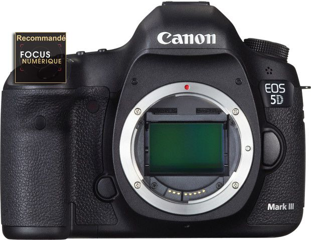 Canon 5D Mark III test review recommandé