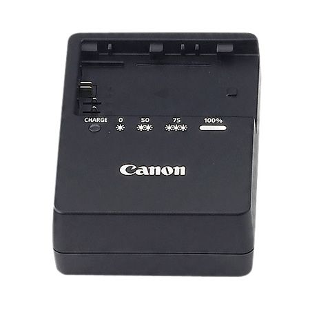 Canon 5D Mark III test review chargeur de batterie