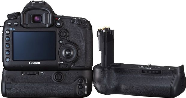 Canon 5D Mark III test review grip bg-e11