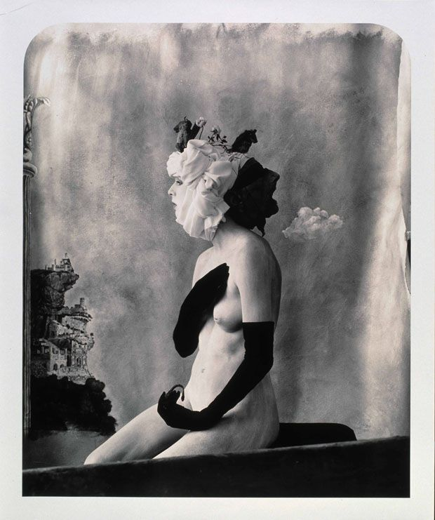 Prudence, 1996 © Joel-Peter Witkin, Collection MEP, cliché Patrice Maurin-Berthier