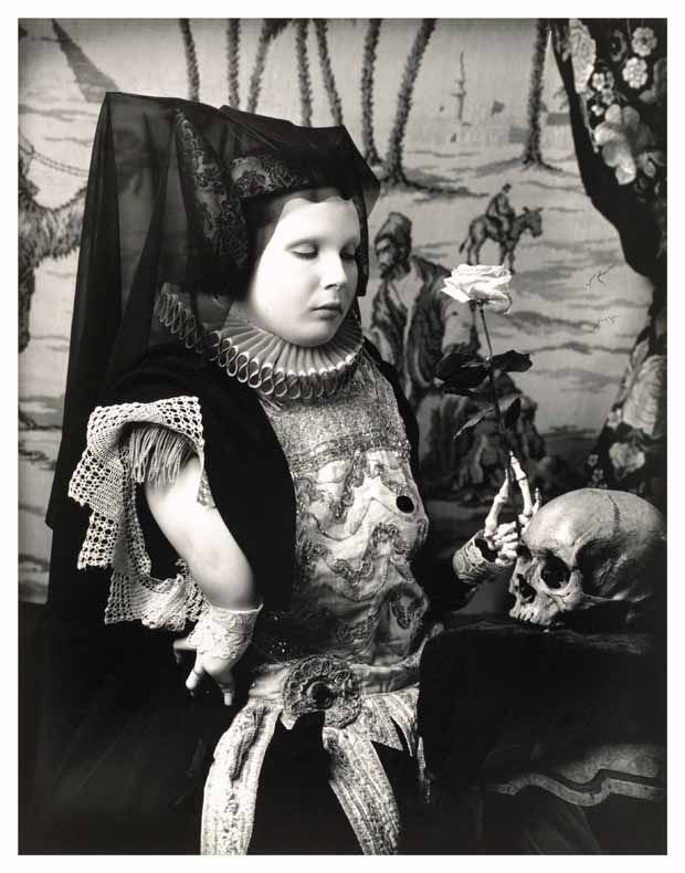 Histoire du monde occidental : Arabie, 2008 © Joel-Peter Witkin, Courtesy Baudoin Lebon