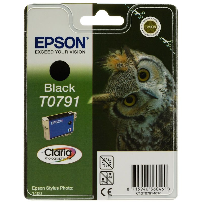 Epson Stylus Photo 1500W : cartouche