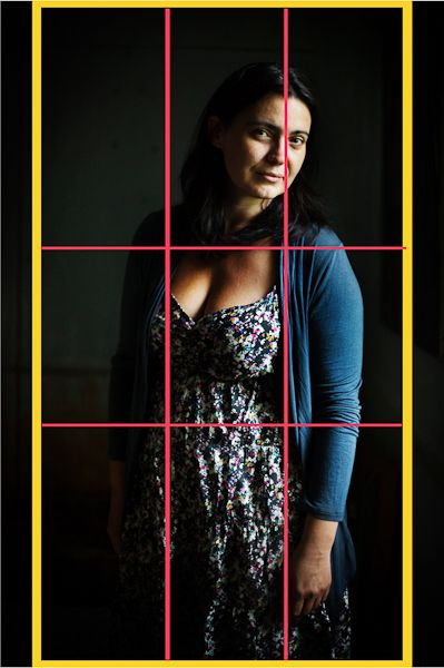 Super Comment cadrer vos portraits ? - Prise de vue - Focus Numérique TX92
