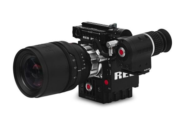 Red Scarlet-X test review