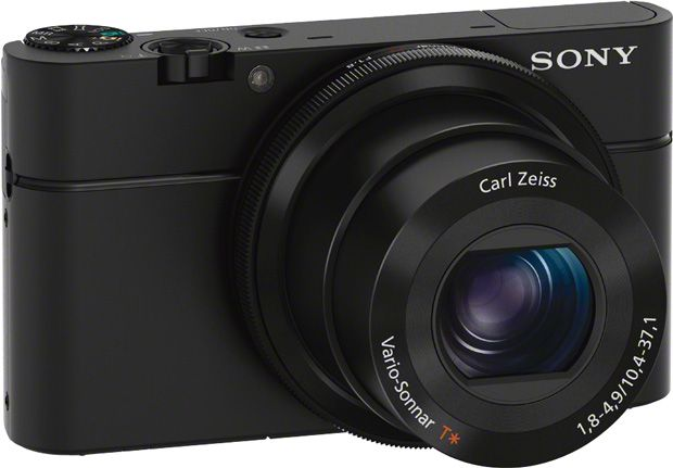 Sony RX100 test review avis prise en mains