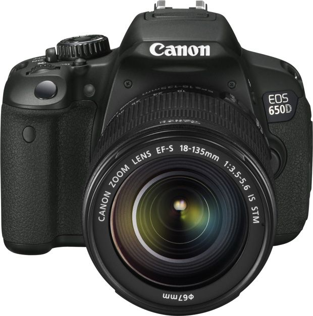 Canon EOS 650D test review avis