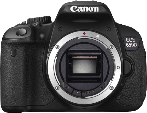 Canon 650D test review face
