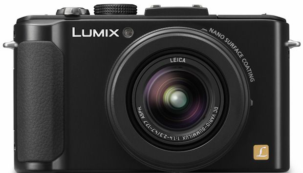 Panasonic LX7 test review avis