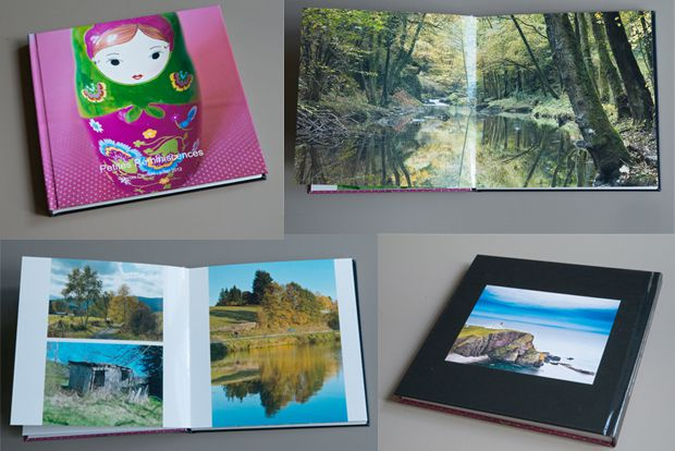 Test livre album photo MyFujifilm Brillant 20x20 cm