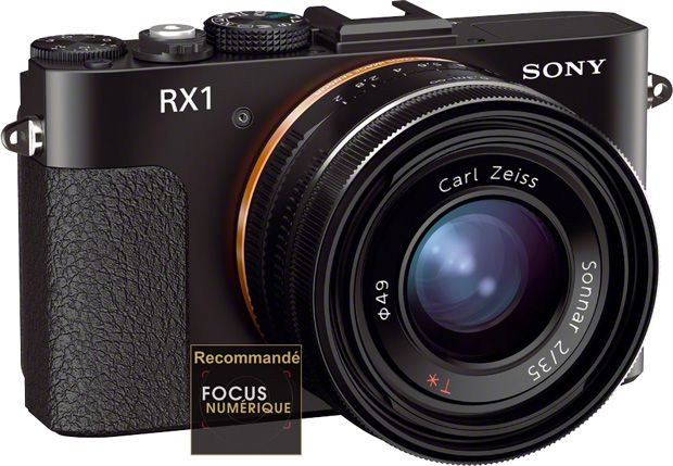Sony RX1 test review recommandé
