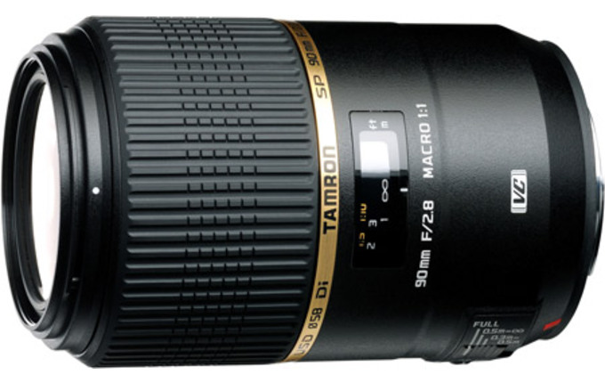 SP 90 mm f/2,8 Macro VC USD