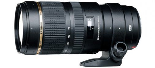 Tamron SP 70-200 mm f/2,8 Di VC USD test review