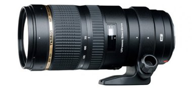 SP 70-200 mm f/2,8 Di VC USD