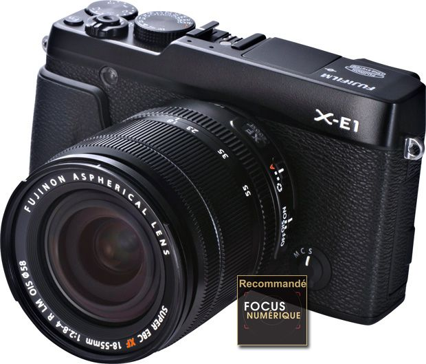 Fujifilm X-E1 test review recommandé