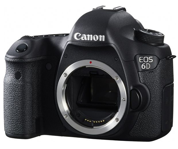 Canon 6D Test review