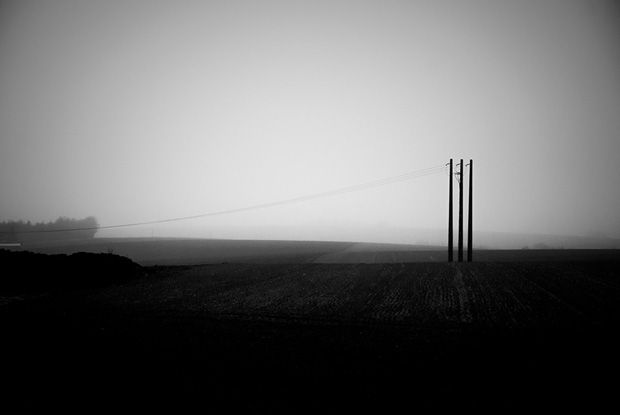 photographie noir & blanc : le paysage. Illustration 10 © Patrick Dagonnot