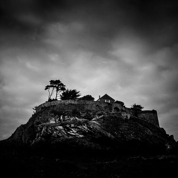 photographie noir & blanc : le paysage. Illustration 6 © Patrick Dagonnot