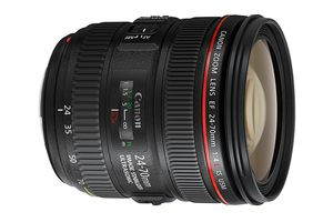 EF 24-70 mm f/4 IS USM L