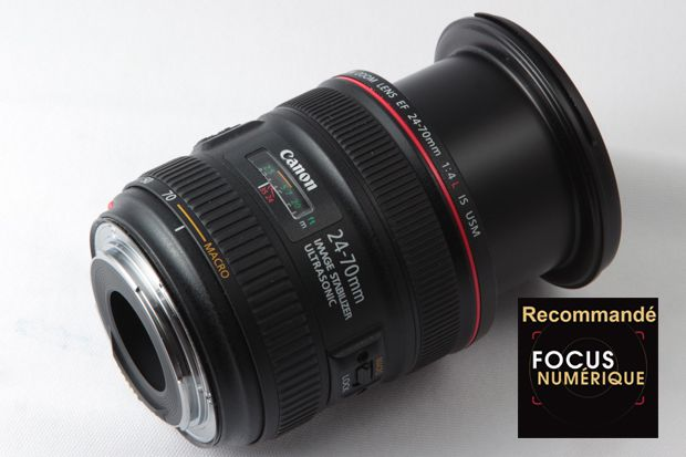 Canon 24-70 mm f/4 L IS USM