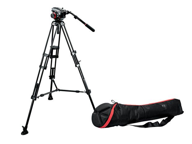 Manfrotto Kit 504HD+546BK