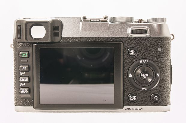 Fujifilm X100S test review dos