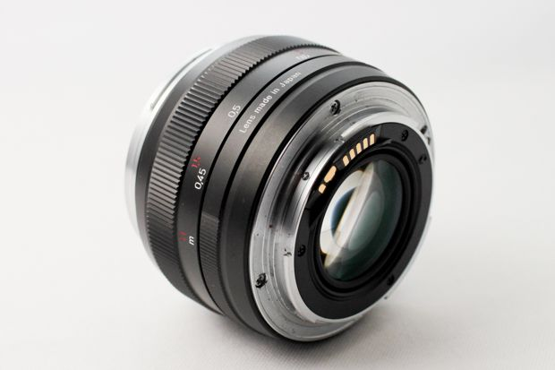 Carl Zeiss Planar 50 mm f/1,4 ZE