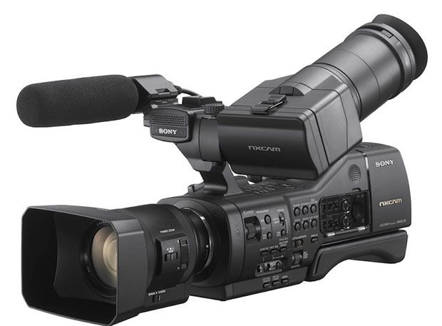 Sony NEX-EA50 test review