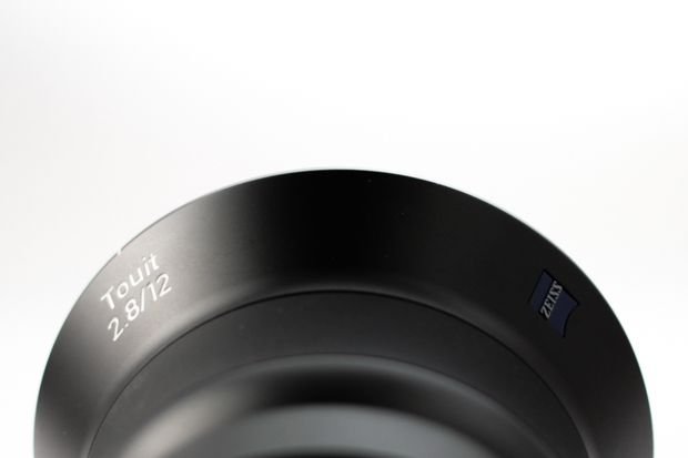 Carl Zeiss Touit Distagon 12 mm f/2,8
