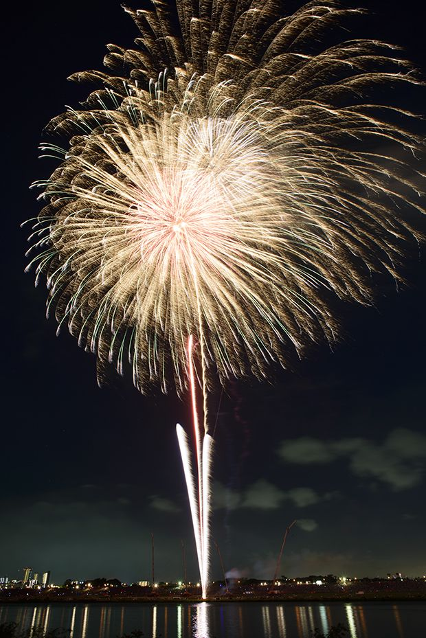 Tutoriel - Comment photographier un feu d'artifice ?