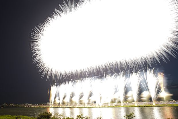 Tutoriel - Comment photographier un feu d'artifice ? Eviter les surexpositions