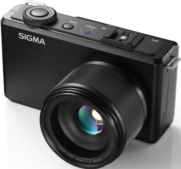 Sigma DP3 Merrill, test review