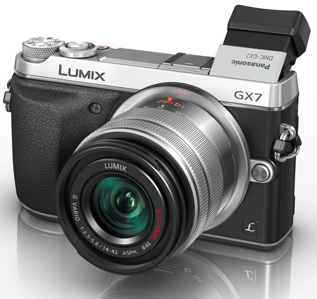 Panasonic GX7 review test