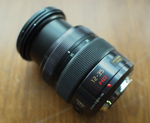 Panasonic Lumix X Vario 12-35 mm f/2,8 ASPH