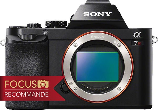 Sony A7r test review recommande