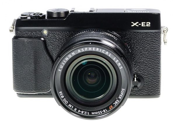 Fujifilm X-e2 test review