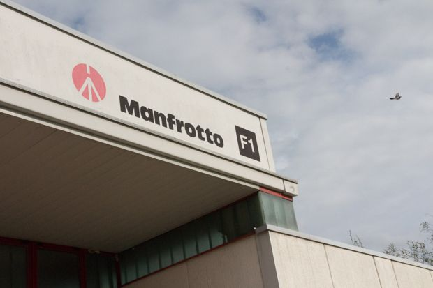 usine manfrotto - gitzo