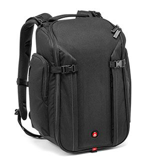 Manfrotto Bagpack 30, de 3/4