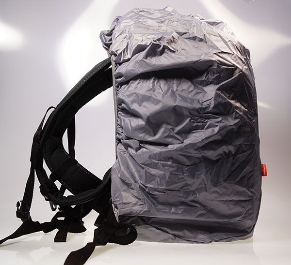 Manfrotto Bagpack 30, housse imperméable