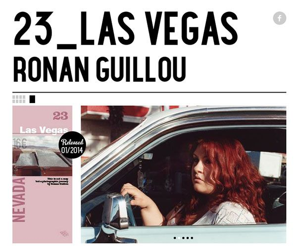 This is not a map 23, Las Vegas par Ronan Guillou