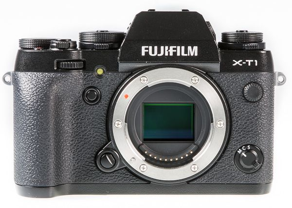 Fujifilm X-T1, test review : capteur X-Trans II APS-C