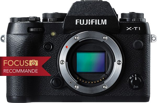 Fujifilm X-T1 test review recommandé
