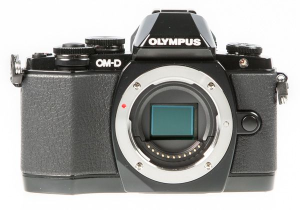 Olympus OM-D E-M10 test review