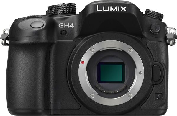 Test review panasonic GH4