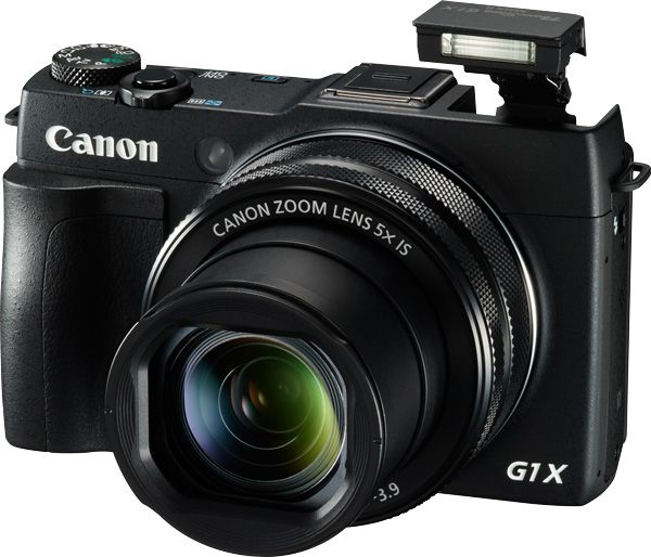 Canon G1X Mark II test review