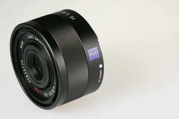Sony FE 35 mm f/2,8 Zeiss